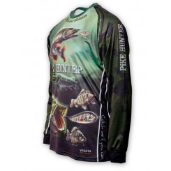 FISHING PIKE HUNTER JERSEY