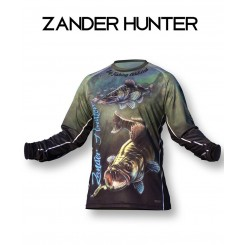 FISHING ZANDER HUNTER JERSEY