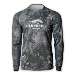 TRICOU FISHING REPTILE SKIN G HUNTER JERSEY