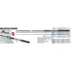 Lanseta MAJESTIC FEEDER 3.60m//30-100g/3+3