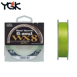 Fir Textil YGK RS G-Soul WX8