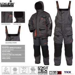 Norfin Costum Discovery Gray