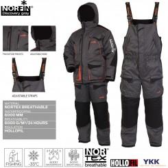 Norfin Costum Discovery Gray