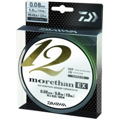 DAIWA MORETHAN X12 EX+SI...