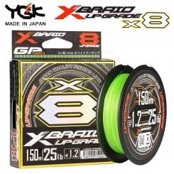 YGK X Braid Upgrade X8 150m...