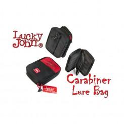 LUCKY JOHN CARABINER LURE BAG