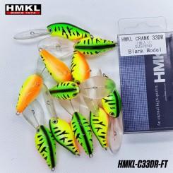 Crank 33DR HMKL Suspending...